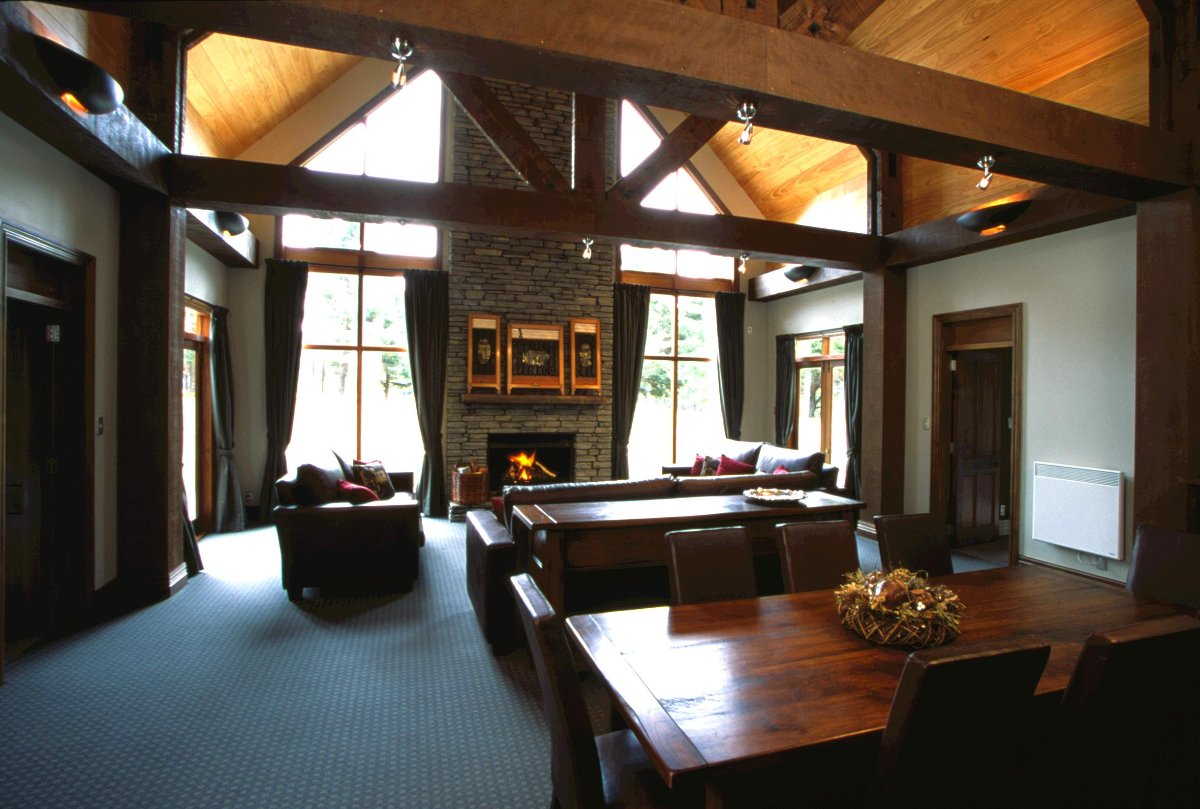 Mountain View Villa Grand Suite | Grasmere Lodge, New Zealand