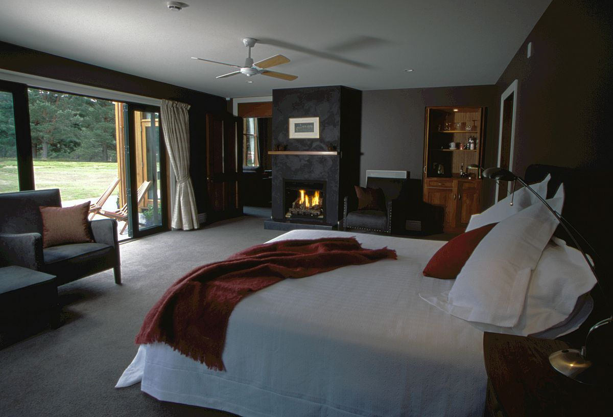 Mountain View - Junior Suite | Grasmere Lodge, New Zealand