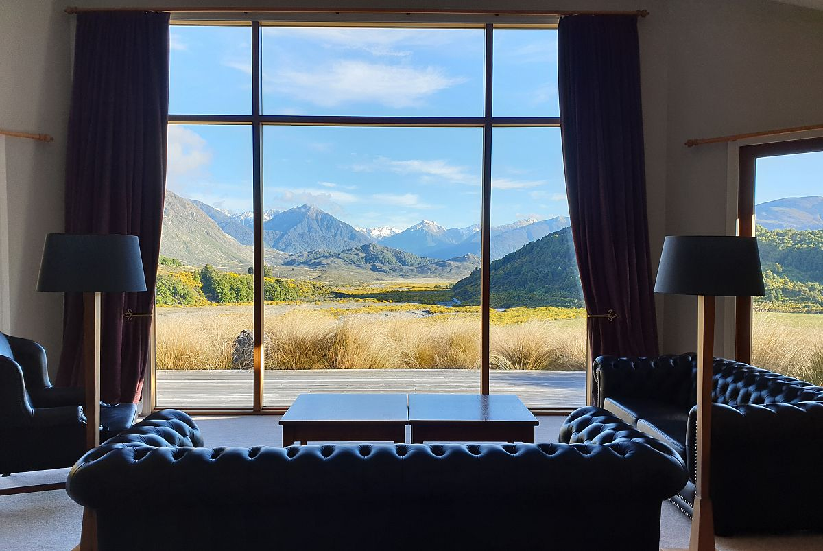 Riverview Villa two bedroom Suite | Grasmere Lodge, New Zealand