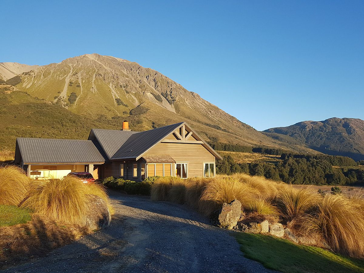 Riverview three bedroom Villa | Grasmere Lodge, New Zealand
